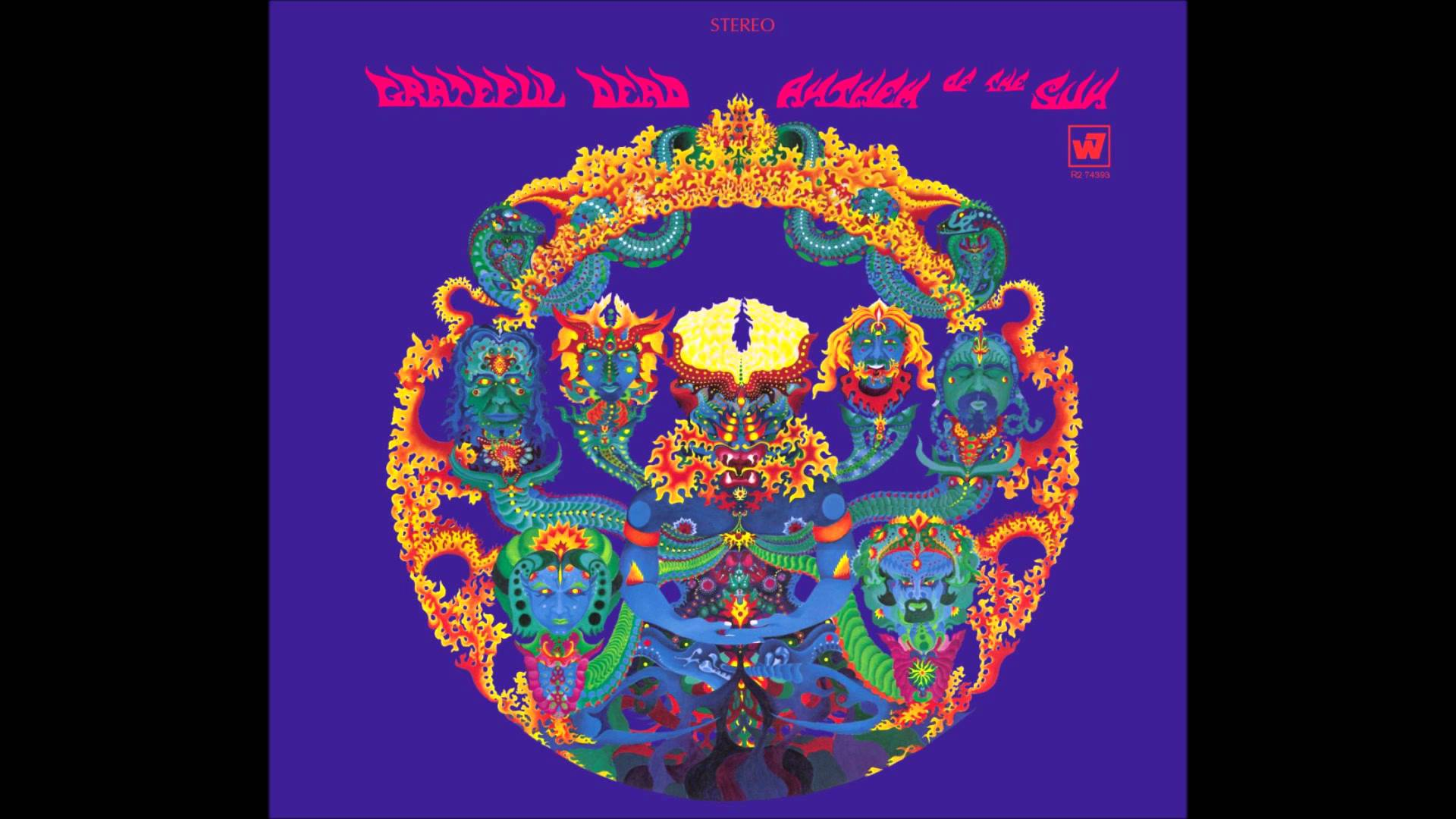 Grateful Dead to release deluxe version of 'Anthem of the Sun' for 50th anniversary