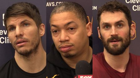 Cleveland Cavaliers still experimenting against Indiana Pacers