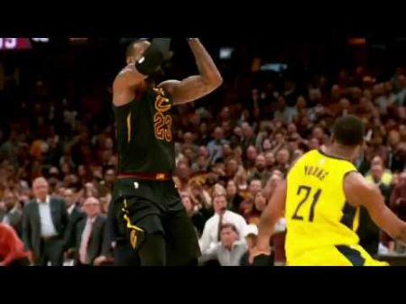 LeBron James adds to resume with epic buzzer-beater