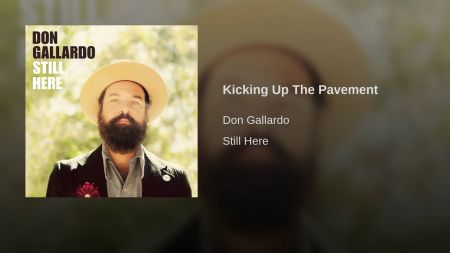 Don Gallardo explores Americana music on 'Still Here'
