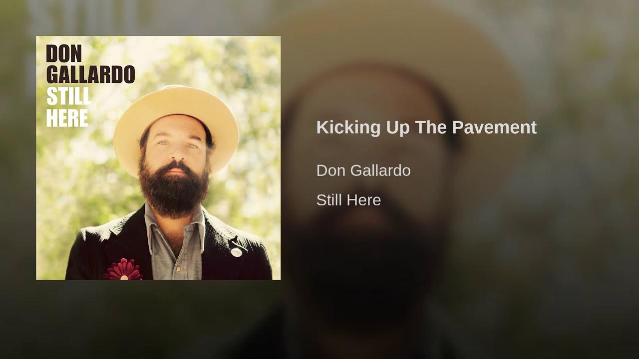 Don Gallardo explores Americana music on 'Still Here'