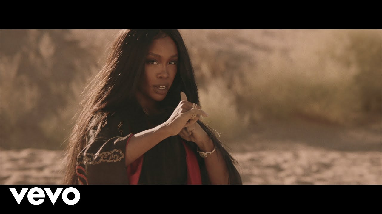 Watch: SZA and Kendrick Lamar head west for kung-fu adventure in new music video for 'Doves In The Wind'