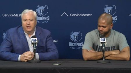 Memphis Grizzlies hire J.B. Bickerstaff as head coach