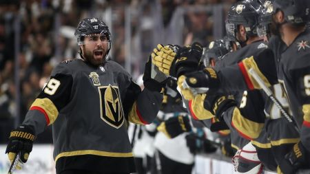 4e00e19884c Golden Knights Weekly Wraparound: Vegas heads to San Jose tied 1-1 in  second-round playoff series