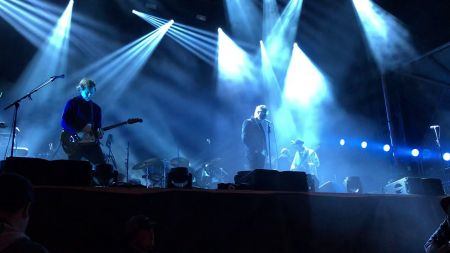 Watch: The National close out their Homecoming Festival with new song, 'Light Years'