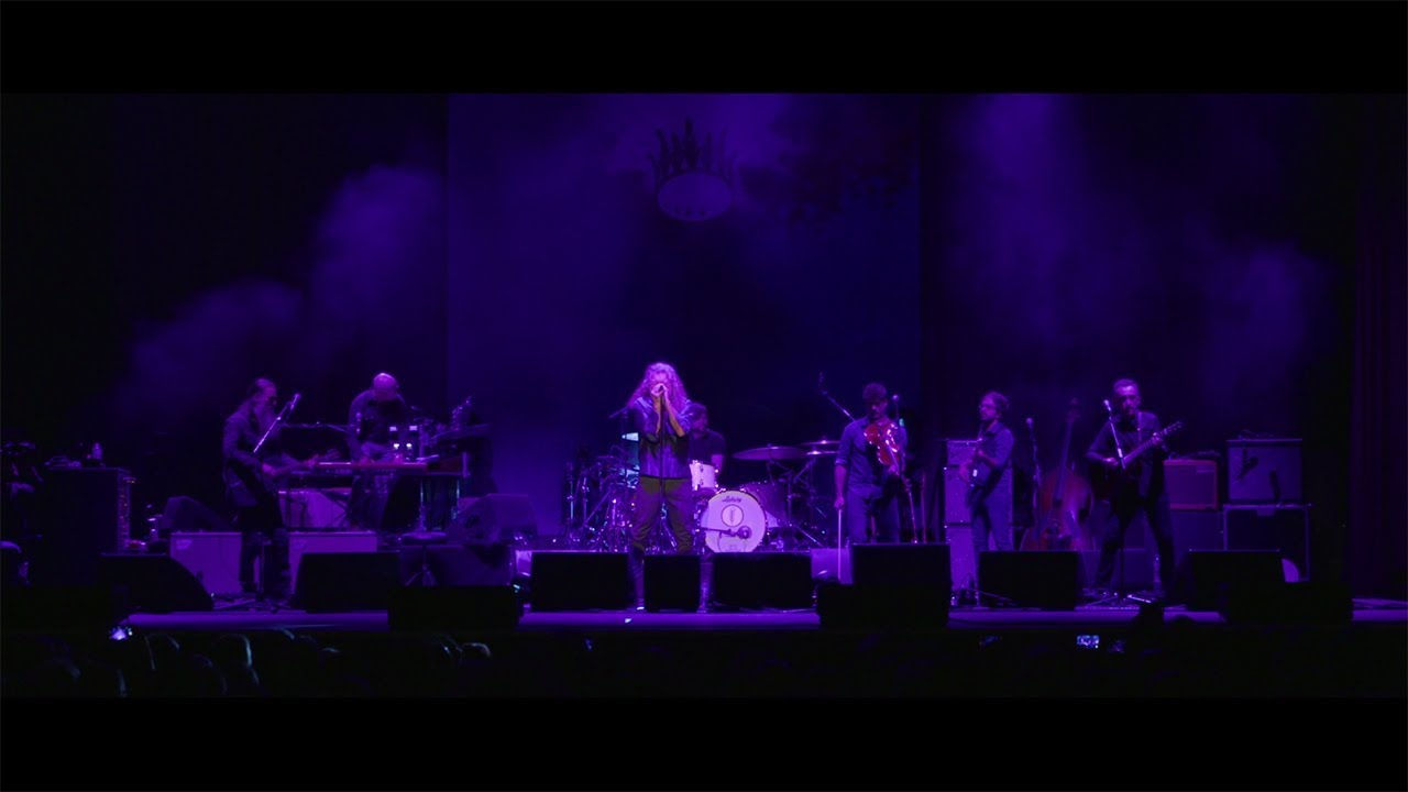 Watch: Robert Plant & the Sensational Space Shifters debut live video of 'The May Queen'
