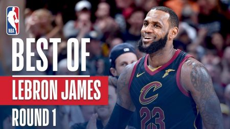 LeBron James reaches another career milestone
