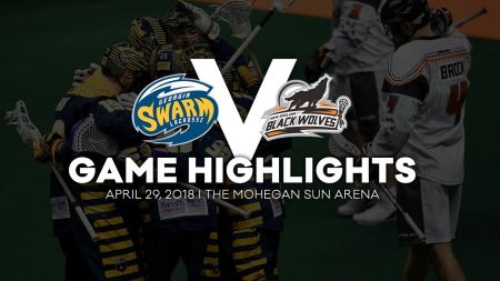 Swarm to host NLL East Division Final May 12