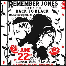Back to Black: Tribute to Amy Winehouse tickets at Rams Head Live! in Baltimore