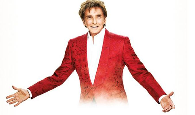 Manilow tickets at Manchester Arena in Manchester