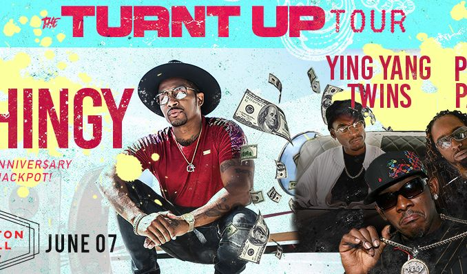 Chingy tickets at Canton Hall in Dallas