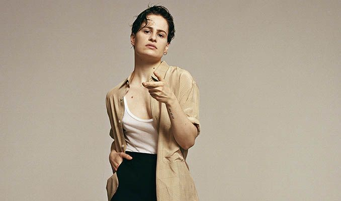 Christine and the Queens tickets at Showbox SoDo in Seattle