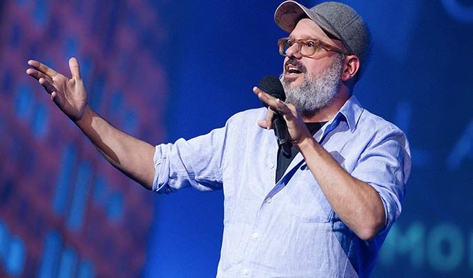 """David Cross """"Oh Come On"""" tickets at Arvest Bank Theatre at The Midland in Kansas City"""