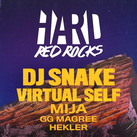 Thumbnail for HARD Red Rocks 2018
