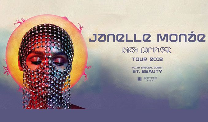 Janelle Monae – Dirty Computer Tour tickets at Paramount Theatre in Denver
