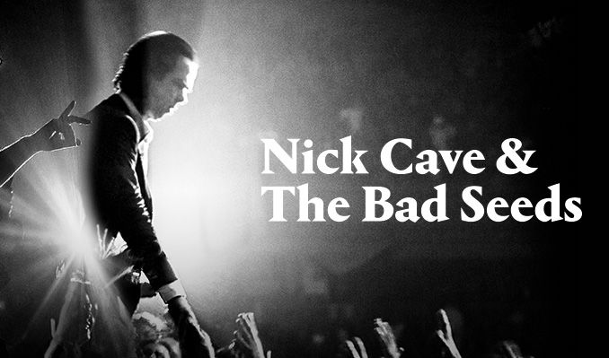 Nick Cave & The Bad Seeds tickets at Barclays Center in Brooklyn