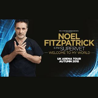 Noel Fitzpatrick Is The Supervet