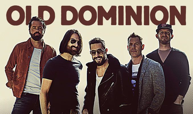 Old Dominion tickets at Bristol Trinity Centre, Bristol