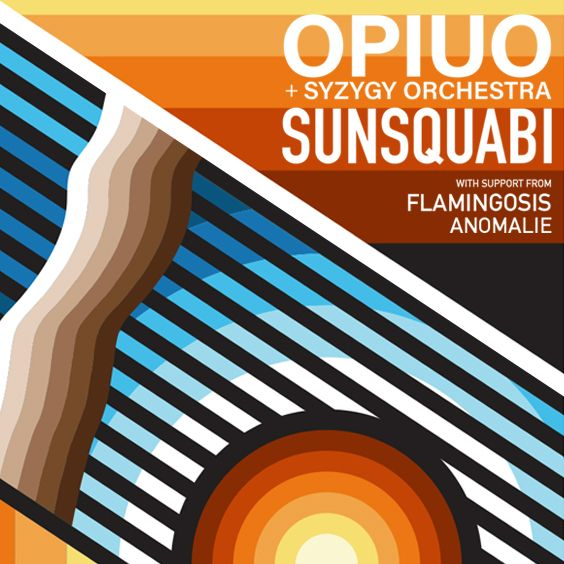 Thumbnail for Opiuo + Syzygy Orchestra / SunSquabi