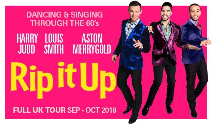 Rip It Up tickets at Birmingham Symphony Hall, Birmingham