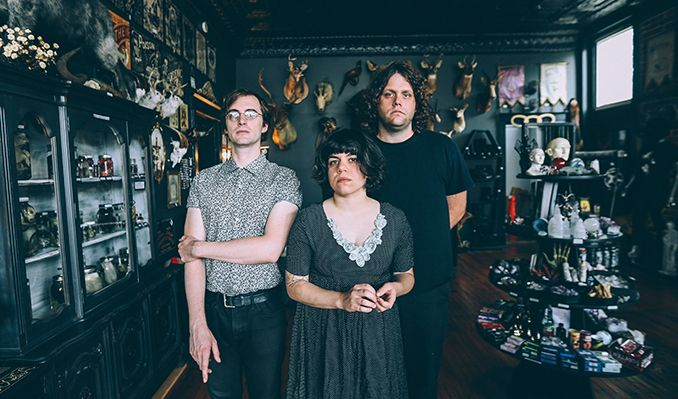 Screaming Females tickets at Saturn in Birmingham