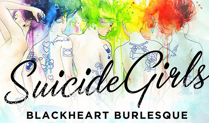 SuicideGirls Blackheart Burlesque tickets at Saturn in Birmingham