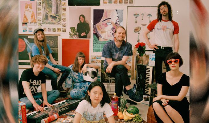 Superorganism tickets at O2 Ritz Manchester in Manchester
