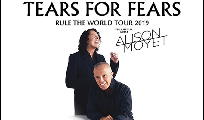 Tears For Fears tickets at 3Arena in Dublin