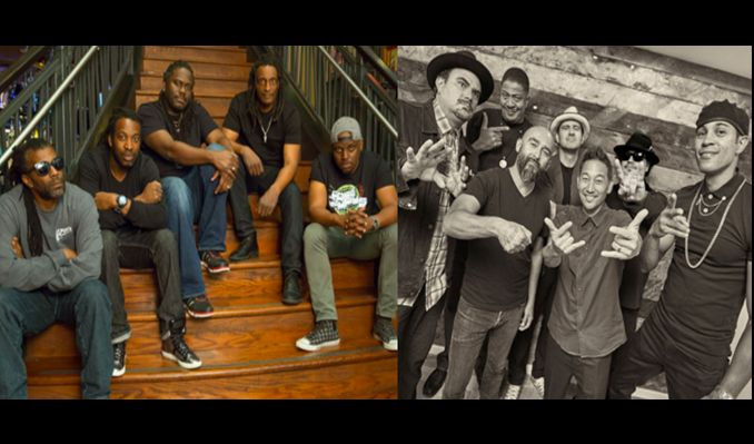 The Original Wailers / Ozomatli  tickets at The Mountain Winery in Saratoga