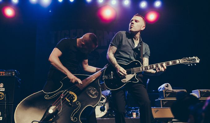 Tiger Army - EP Release Show tickets at Theatre at Ace Hotel in Los Angeles