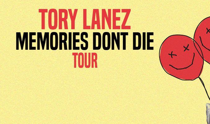 Tory Lanez tickets at ANNEXET/Stockholm Live in Stockholm