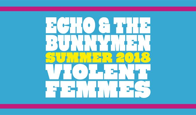 Violent Femmes + Echo & The Bunnymen tickets at The National in Richmond