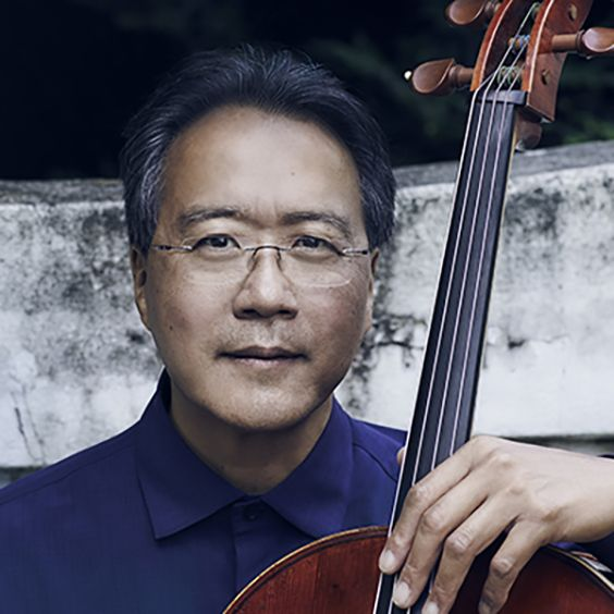 Image for Yo-Yo Ma performs Bach