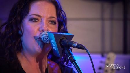AXS Patio Sessions presented by AVIÓN: Ashley McBryde on classy, trashy and really cool things