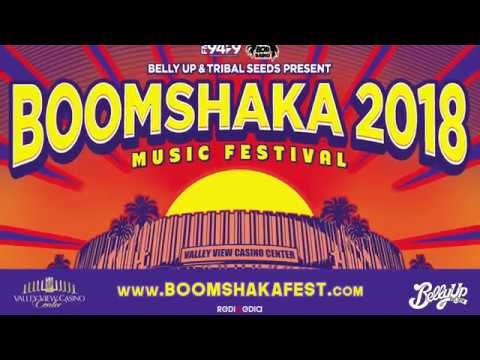 Tribal Seeds, Stick Figure, Original Wailers and more to play San Diego's first Boomshaka Music Festival