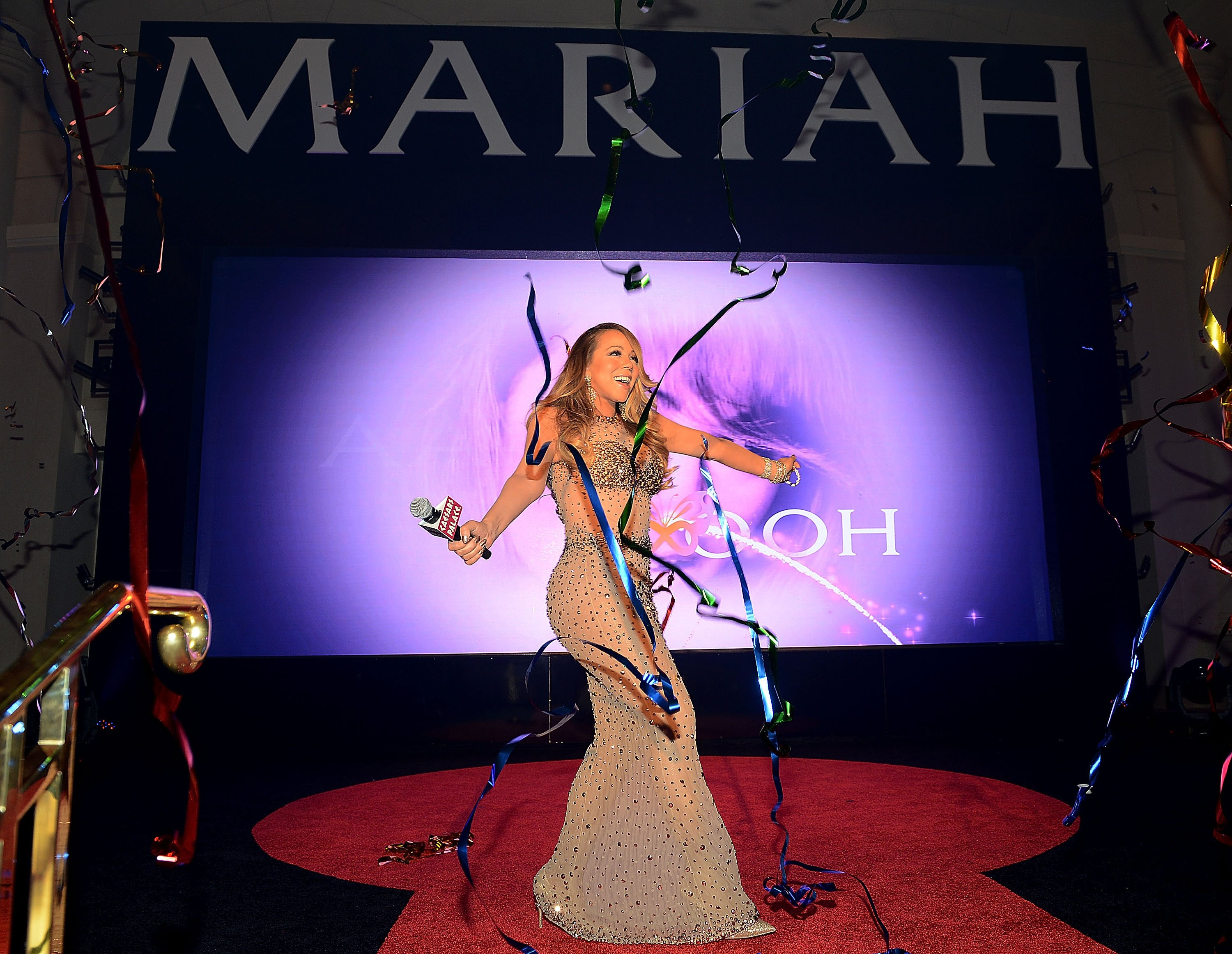 Mariah Carey declares 'The Butterfly Returns' with new Las Vegas residency