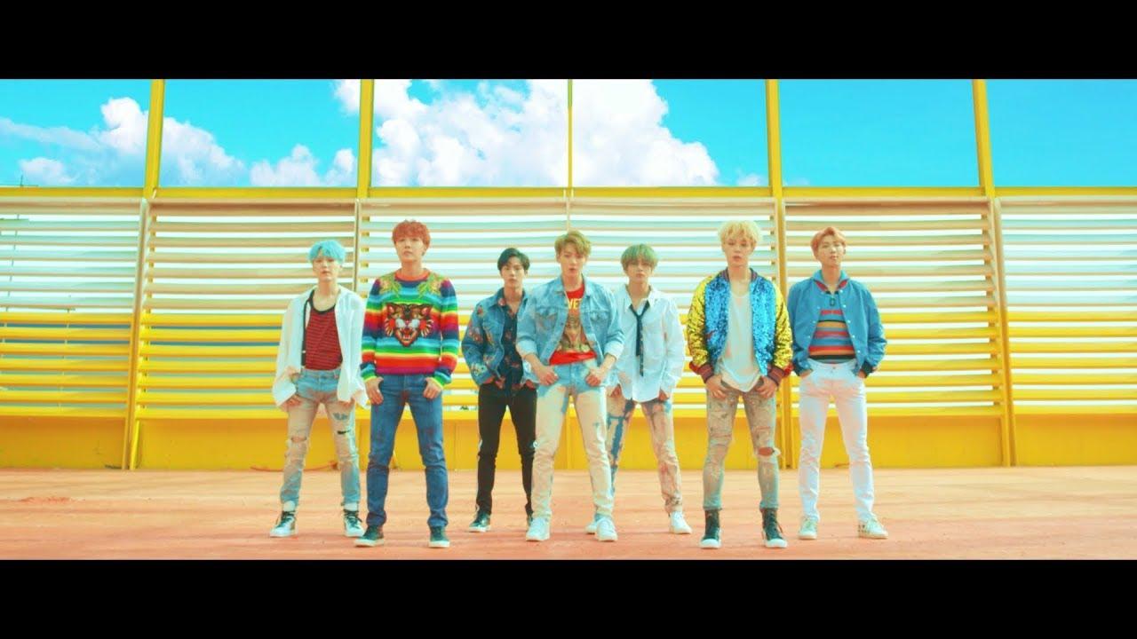BTS announce massive 2018 Love Yourself World Tour