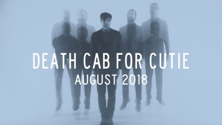 Death Cab for Cutie announce fall tour dates, tease new music