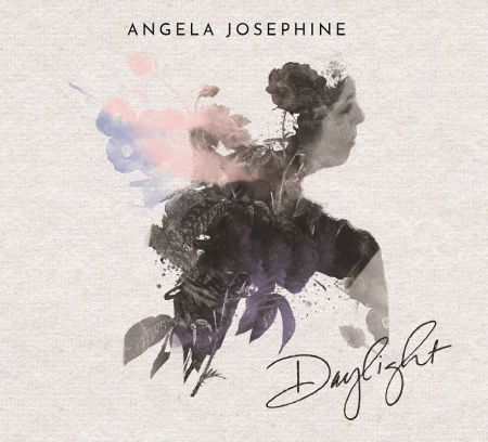 "Cover art for ""Daylight"" by Angela Josephine, available May 4 and streaming now exclusively at AXS."