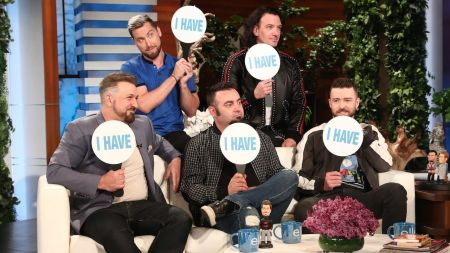 Watch: Justin Timberlake reveals he hooked up with a Spice Girl on 'Ellen'