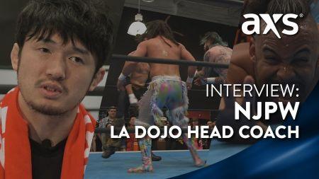 New Japan Pro Wrestling - AXS