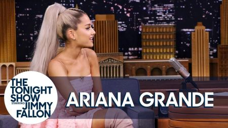 Ariana Grande talks new album, performs multiple songs on 'The Tonight Show'