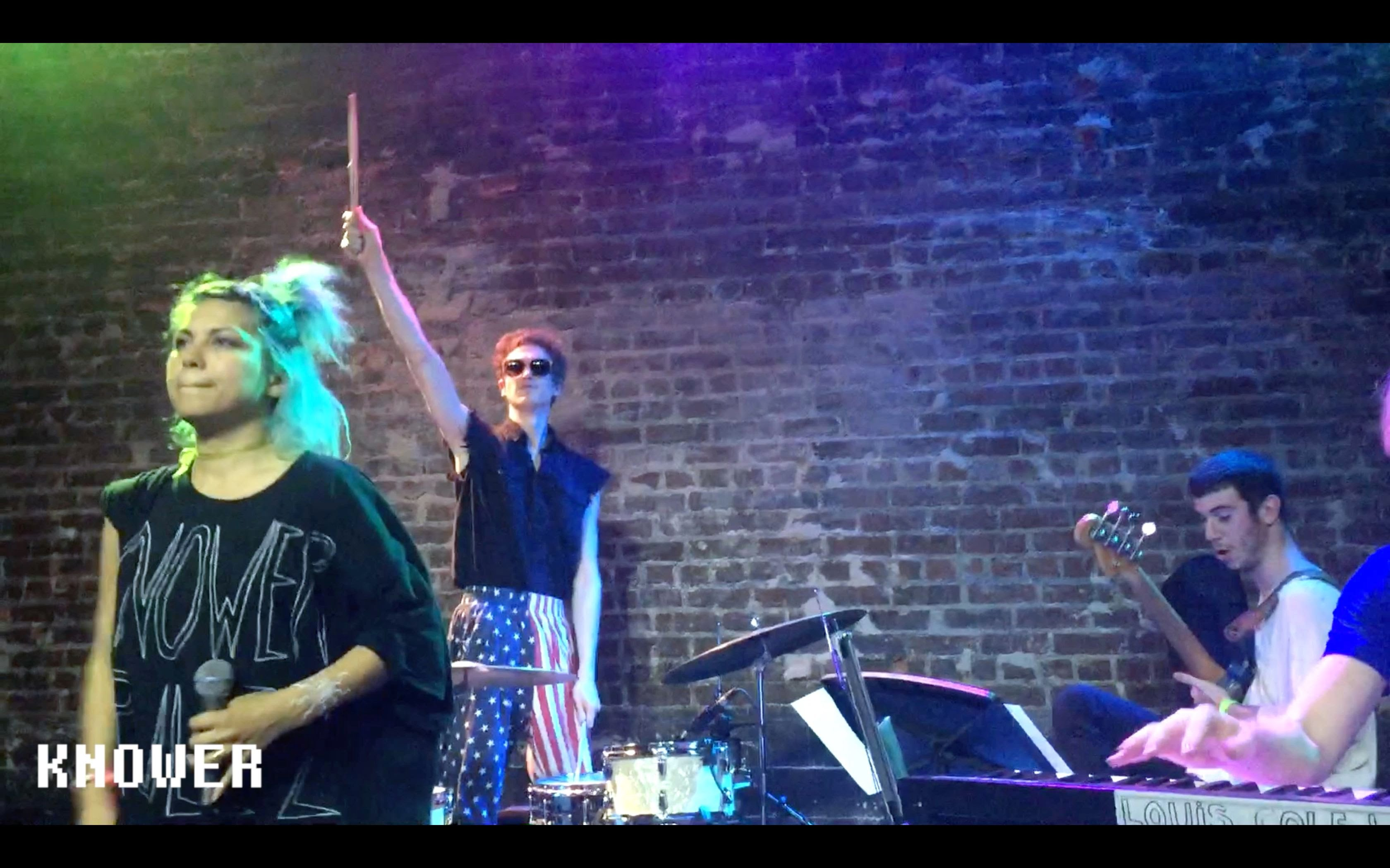 KNOWER announces a new batch of North American 'full band ' tour dates