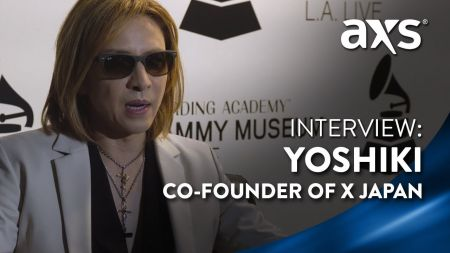 Watch: Yoshiki of X Japan talks early struggles, taking fans on a journey, working with KISS and Marilyn Manson