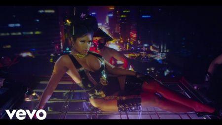 Watch: Nicki Minaj shares new videos for 'Chun-Li' and 'Barbie Tingz'