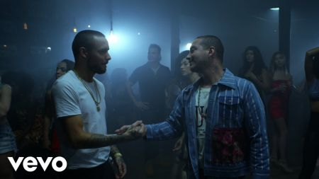Liam Payne and J. Balvin debut sizzling video for 'Familiar' (watch)