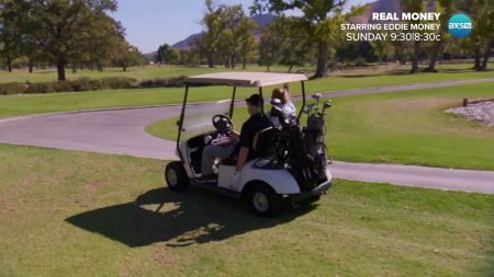 Sneak peek: Eddie Money enjoys a round of 'golf therapy' on 'Real Money' May 6 on AXS TV