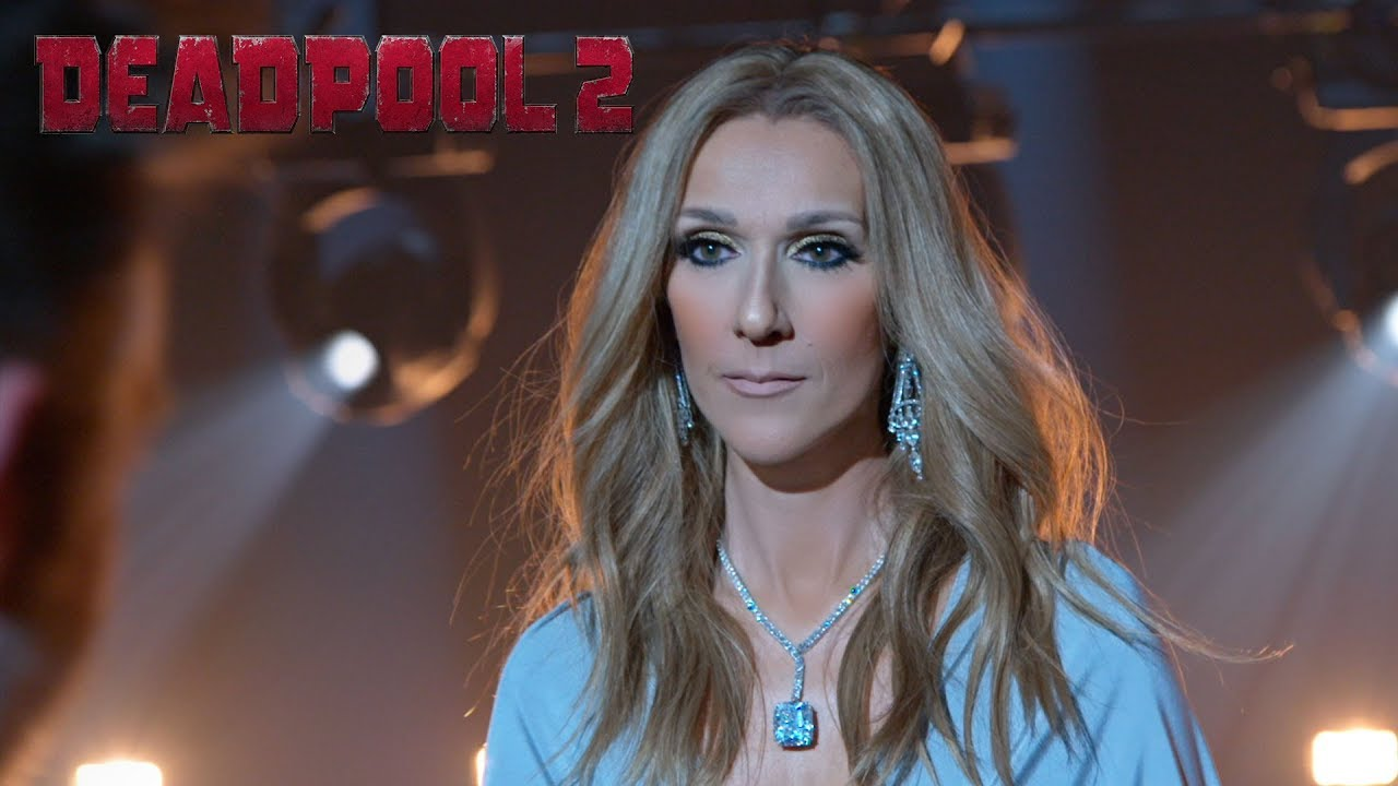 Watch: Celine Dion clowns around in behind-the-scenes video for 'Ashes'