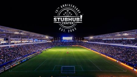 StubHub Center and LA Galaxy reveal latest stadium upgrade, The Tunnel Club