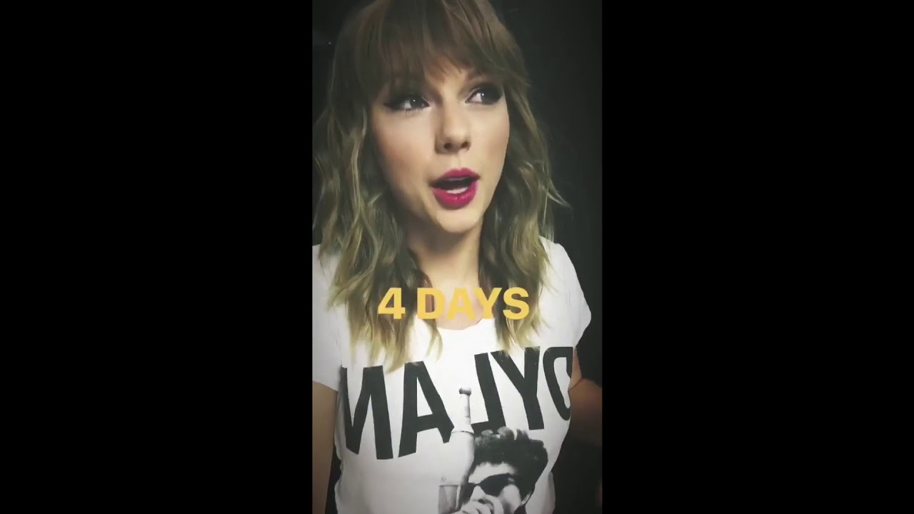 Taylor Swift will share rehearsal blooper reel following each show on upcoming 'Reputation' tour